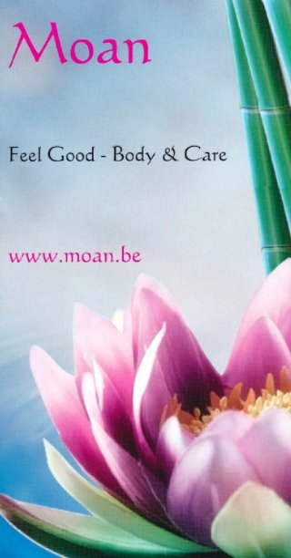 Moan - Body & Care - Shop & Verzorgingen