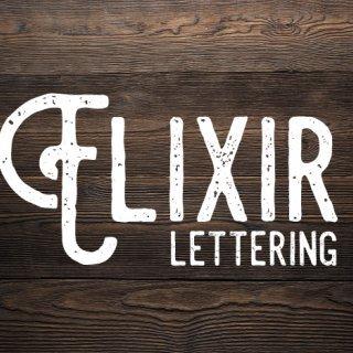 Elixir Lettering