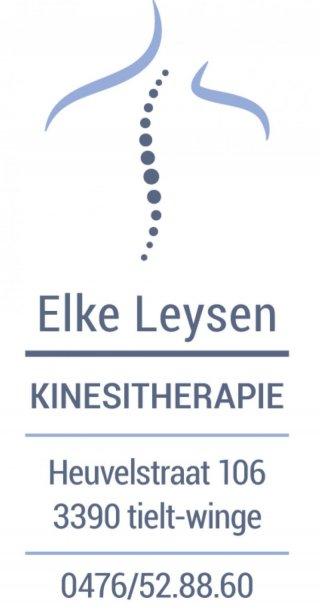 Elke Leysen Kinesitherapie