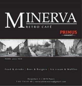 Retro Café Minerva
