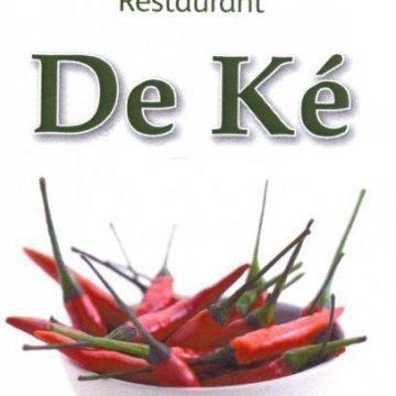 Restaurant De Ké