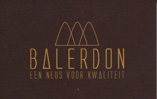 Balerdon bvba