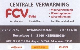 FCV bvba