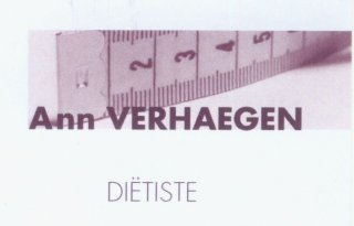 Ann Verhaegen Diëtiste