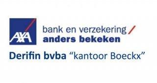 Axa Bankagentschap Kantoor Boeckx - Mijn verzekeraar