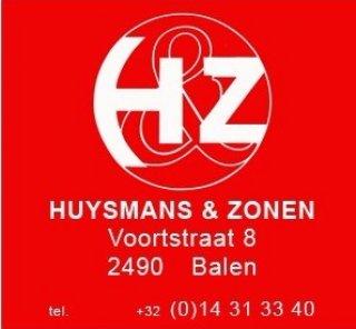 Huysmans & Zonen logo