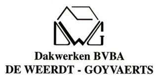 Dakwerken bvba De Weerdt-Goyvaerts