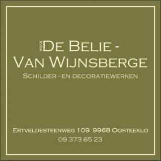 Schilder- en Decoratiewerken De Belie - Van Wynsberge bv