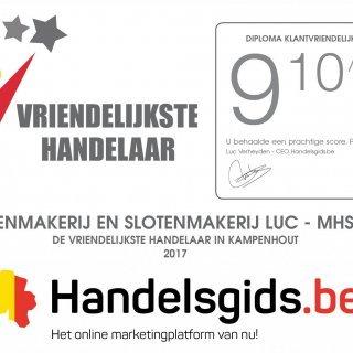 Schoenmakerij en Slotenmakerij Luc - MHS bvba