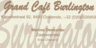 Grand Café Burlington