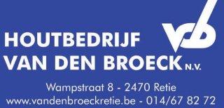 Afbeeldingsresultaat voor Houtbedrijf van den Broeck NV logo