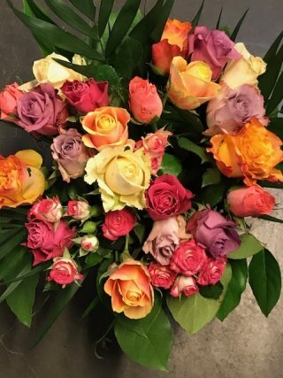 Bloemen Wase Flora