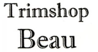 Beau - Trimshop