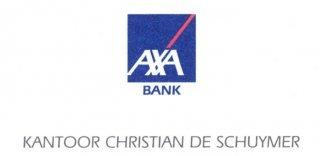Axa Bank De Schuymer