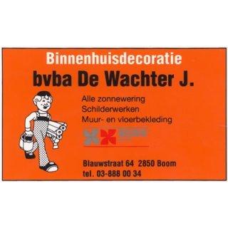 De Wachter J bv