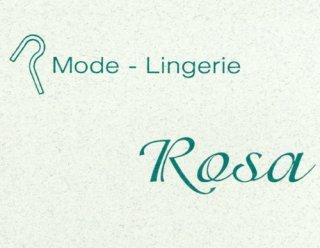 Mode - Lingerie Rosa