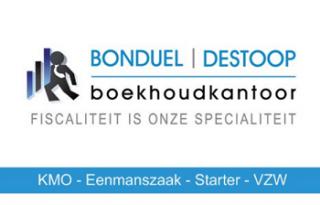 Logo Boekhoudkantoor Bonduel - Destoop