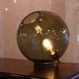 bijzetlamp in bokaal