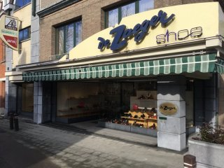 De Zaeger Shoe