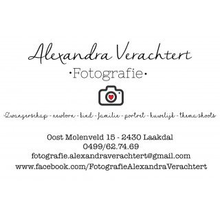 Fotografie Alexandra Verachtert