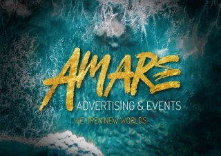 Amare Advertising & Events