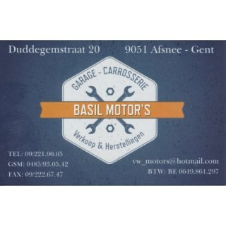 Garage Basil Motors