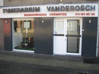 Begrafenissen Vandebosch