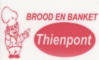 Brood en banket Thienpont