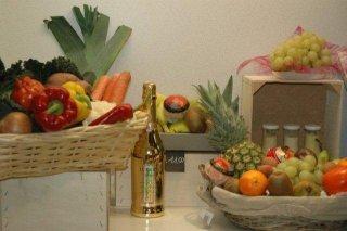 Groenten en Fruit Kevin en Isolde