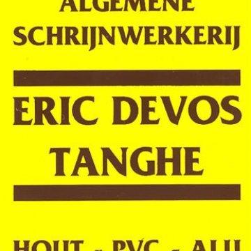 Algemene Schrijnwerkerij Eric Devos-Tanghe bvba