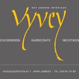 Vyvey, het andere interieur