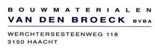 Van Den Broeck Freddy bvba