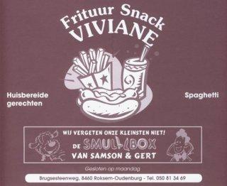 Frituur Snack Viviane