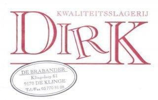 Kwaliteitsslagerij Dirk