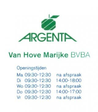 Argenta Van Hove Marijke bvba