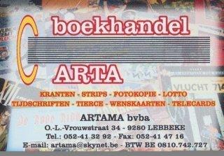 Boekhandel Arta