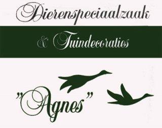 Dierenspeciaalzaak - Tuindecoraties Agnes