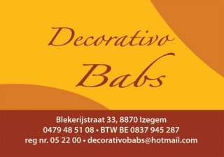 Decorativo Babs