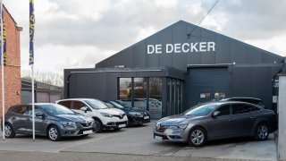 Garage De Decker Roger bv