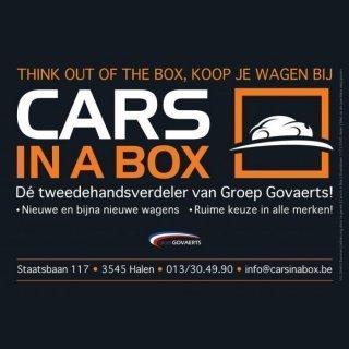 Cars in a box
