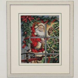 Handwerk kerstman