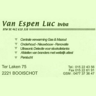 Van Espen Luc bvba