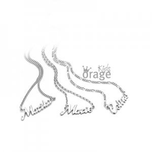 Zilver Halskettingen van Orage Kids Prijs 92 Euro
