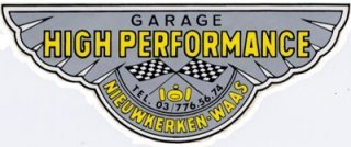 Garage High Performance