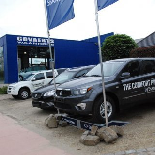 Garage - Carrosserie Govaerts NV