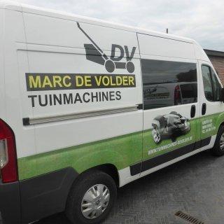 Tuinmachines Marc De Volder