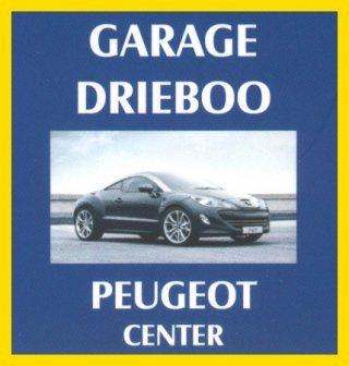 Garage Drieboo  - Peugeot Center