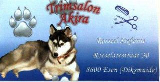 Trimsalon Akira
