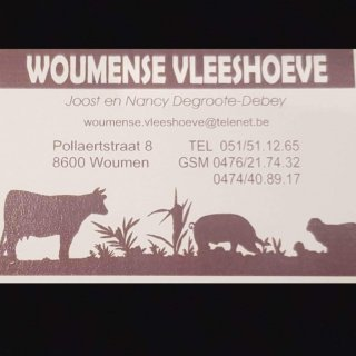 Woumense Vleeshoeve