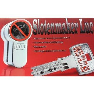 Logo Slotenmaker Luc